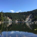 Ira Springs Trail to Mason Lake