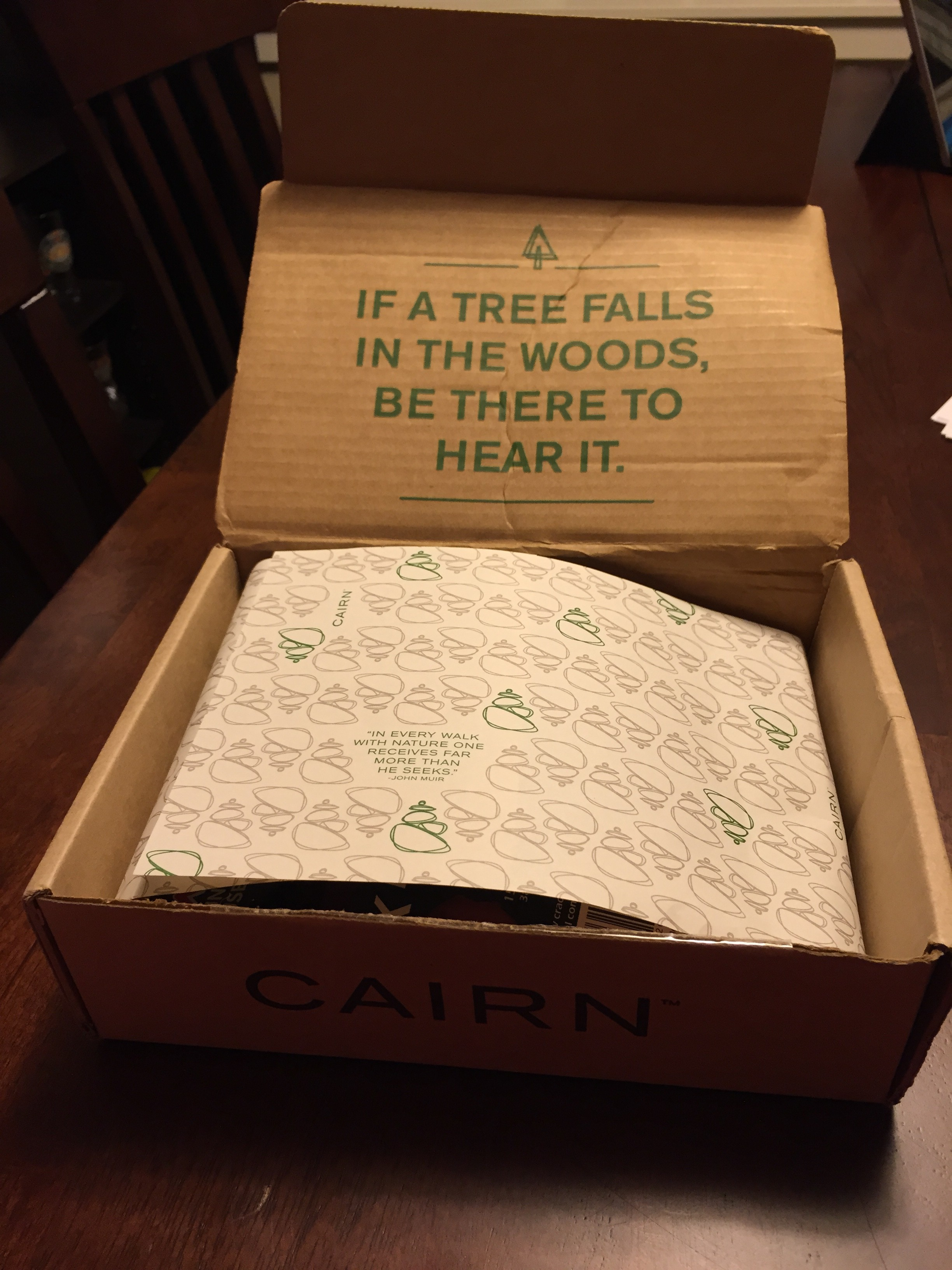 July Cairn Box Review