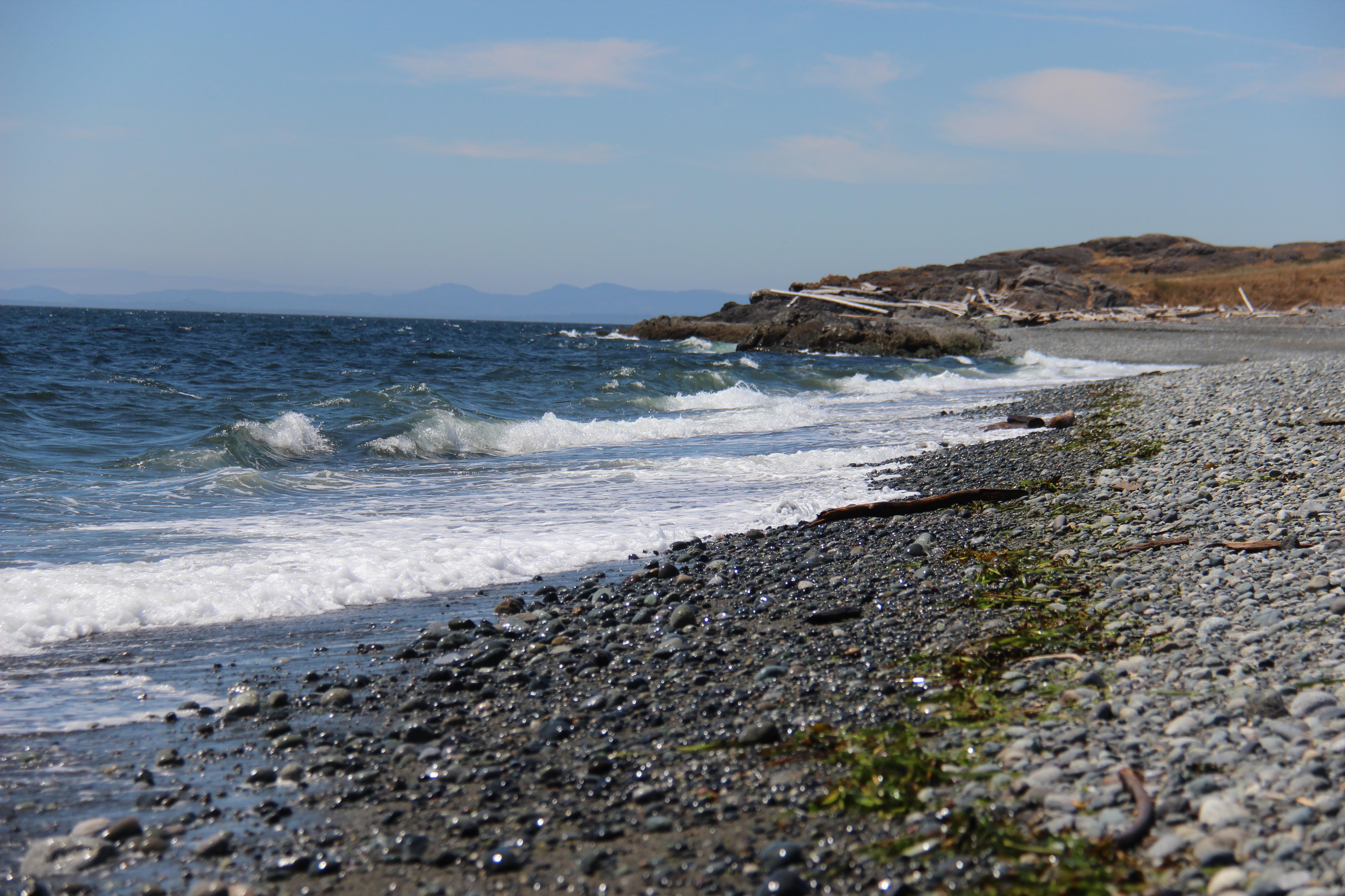 San Juan Island National Historical Park American Camp