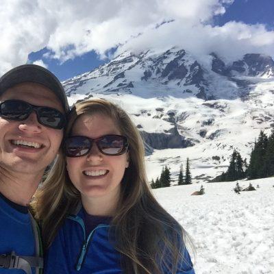 Mount Rainier – Hiking with Kids