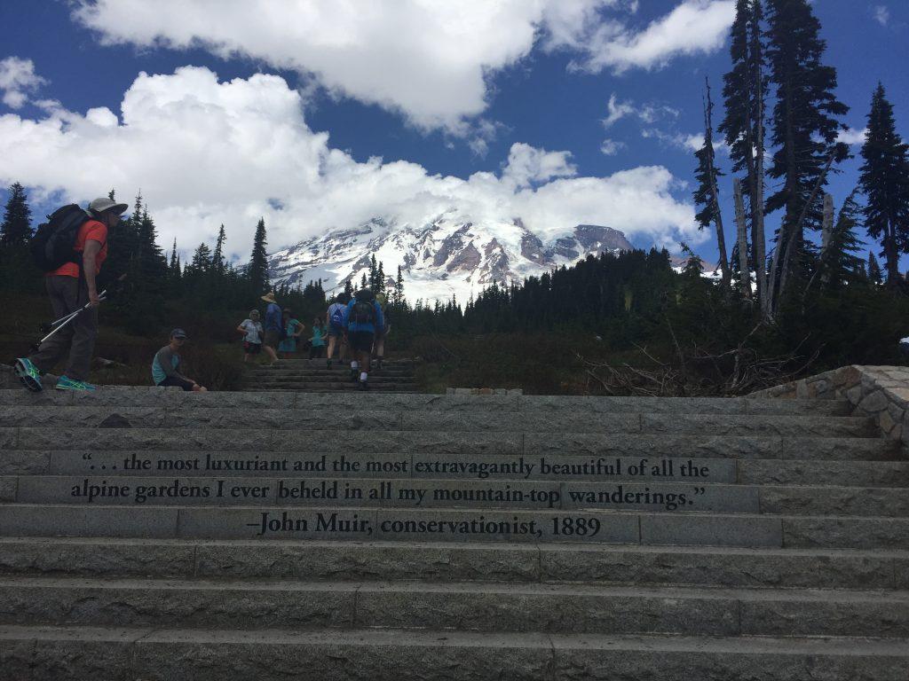Mount Rainier Day Trip With Kids