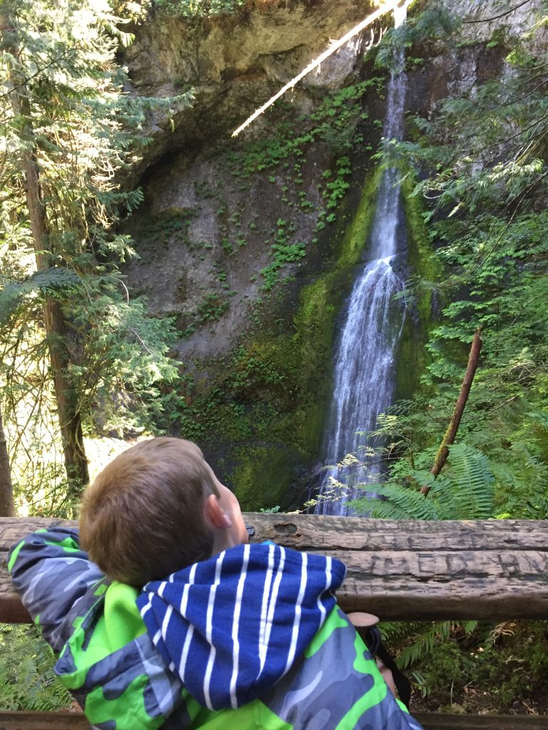 olympic-peninsula-marymere-falls-7