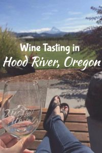 When visiting Mount Hood, the Columbia Gorge, and Portland, Oregon, make sure you also add Hood River to your itinerary! This cute down on the Columbia River is full of great wineries, breweries, and places to eat. Check out this travel guide to find out the best places to go on your next Oregon road trip.